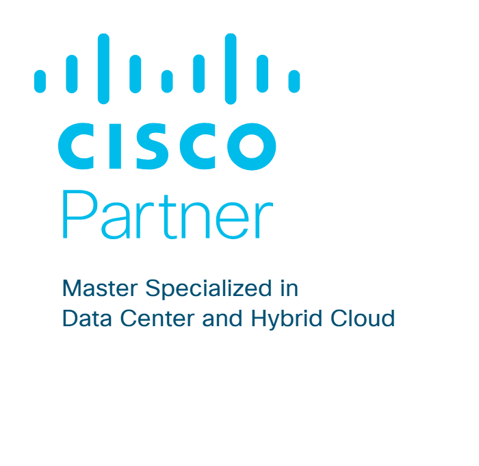 cisco partner Master Specialized in Data Center and Hybrid cloud