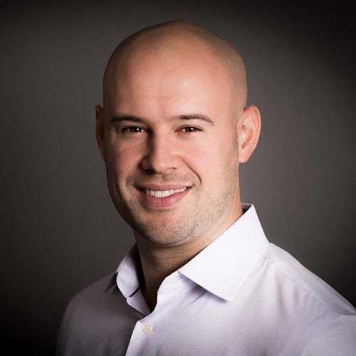 Michael Coates Professional Headshot