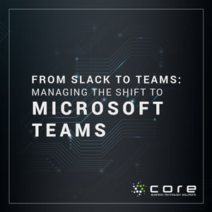 From Slack to Microsoft Teams