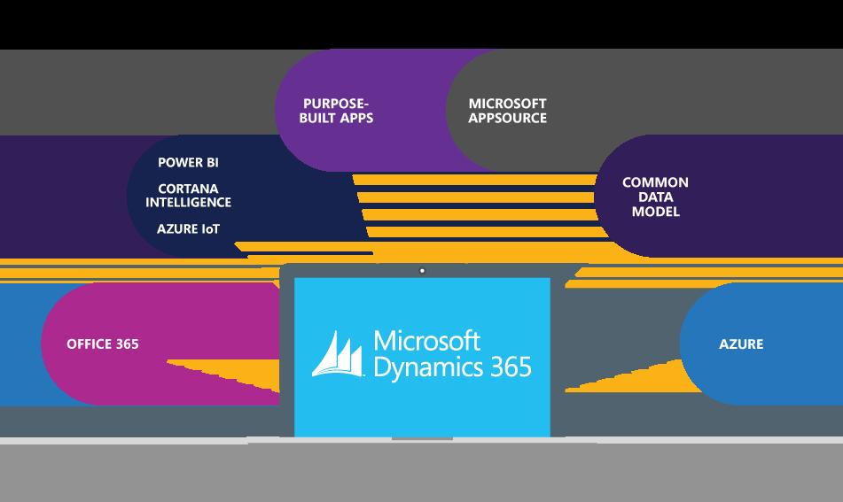 microsoft dynamics 365 graphic
