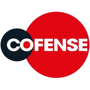 confense logo on white