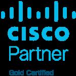 cisco partner logo on white