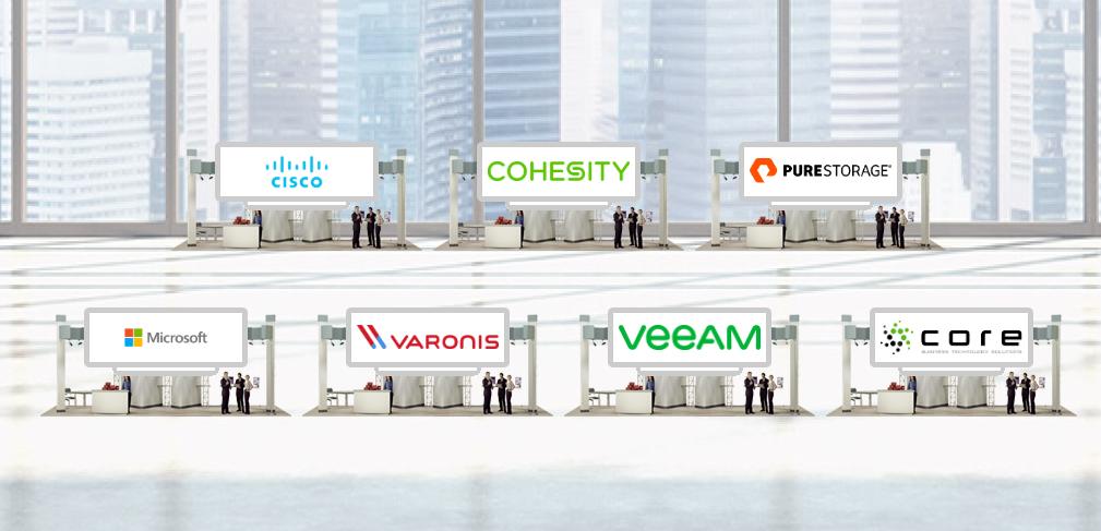 Virtual Booths