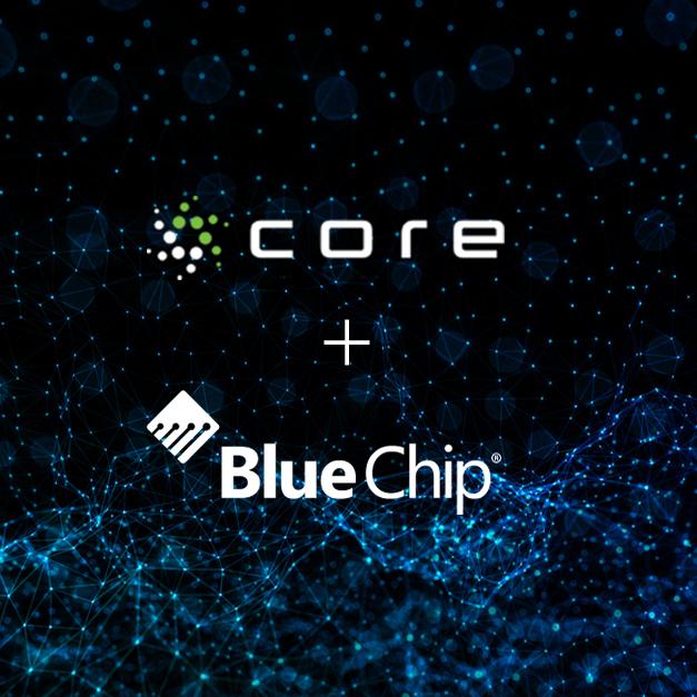 Core BTS Blue Chip