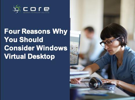 windows virtual desktop you should consider