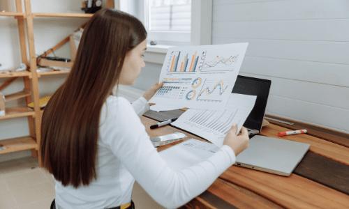 Data report designs