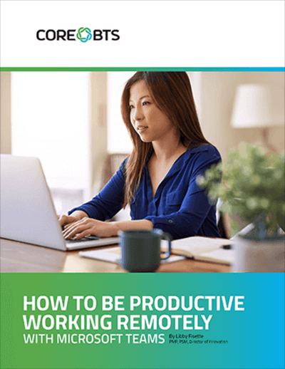 teams remote work ebook