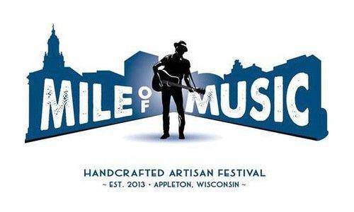 mile of music logo