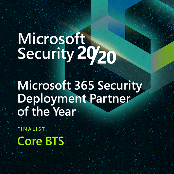 Microsoft Security partner of the year