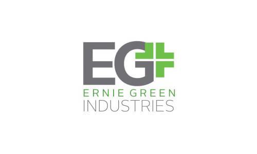ernie green industries logo